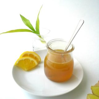 Honey Ginger Cough Remedy