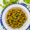 Okra Sabzi Recipe, How to make Okra Sabzi