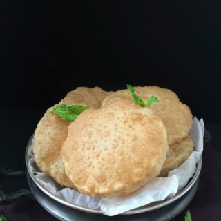 Poori - Indian Bread
